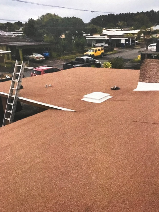 MRC Roofing Flat Roofing