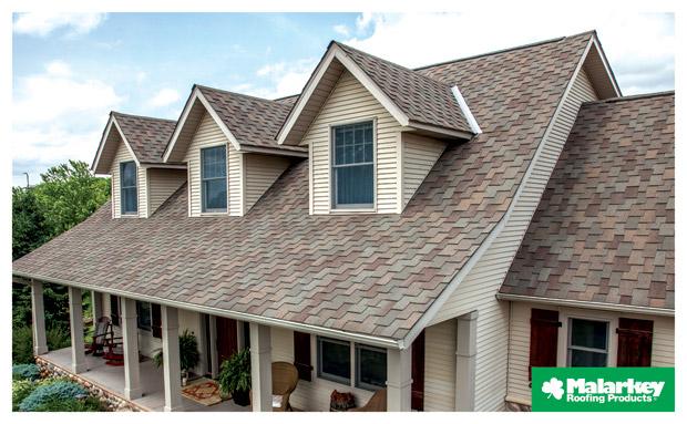 MRC Roofing Quality shingles